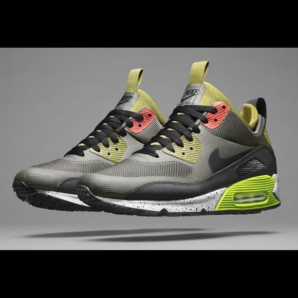 ff5da31d7 Nike Air Max 90 Sneakerboot Men's 7 / Women's 9.  M_5a55a6269a94555237087ecc. Other Shoes ...